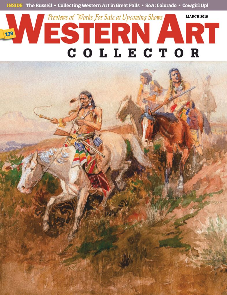 Western Art Collector - March 2019