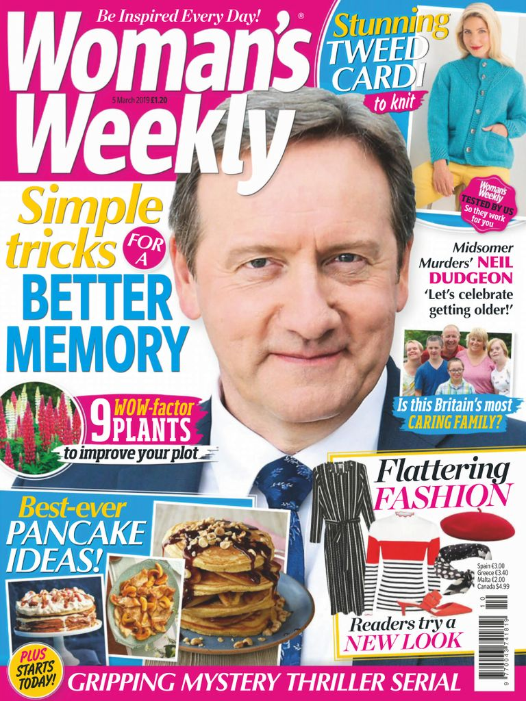 Woman's Weekly UK - 05 March 2019