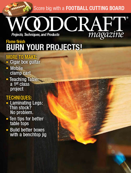 Woodcraft Magazine - October/November 2018