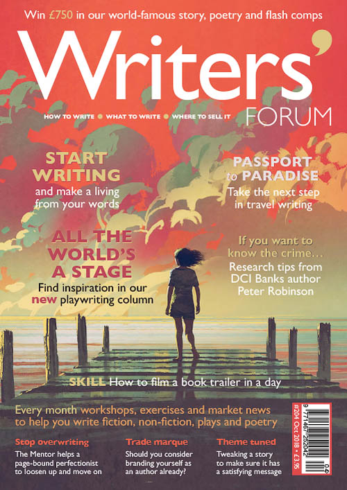Writers' Forum – October 2018
