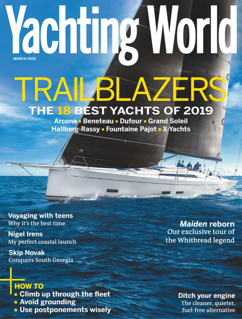 Yachting World - March 2019