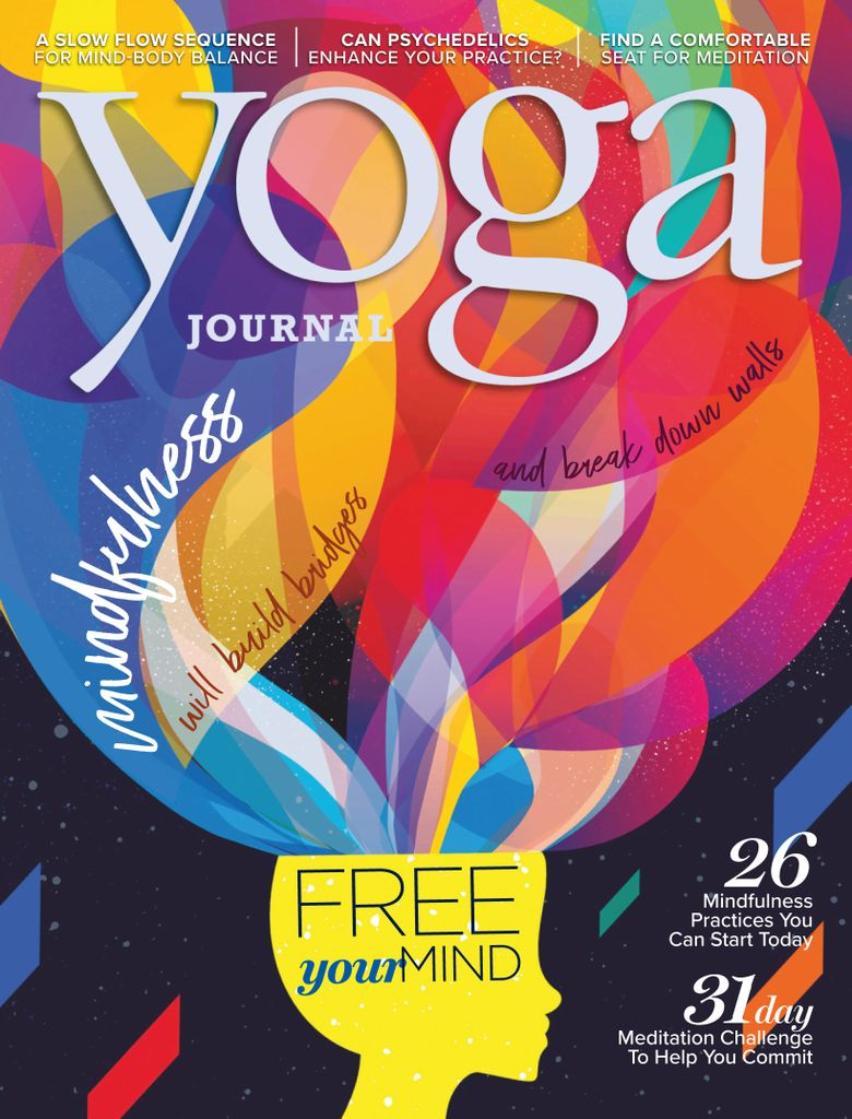 Yoga Journal USA - March 2019