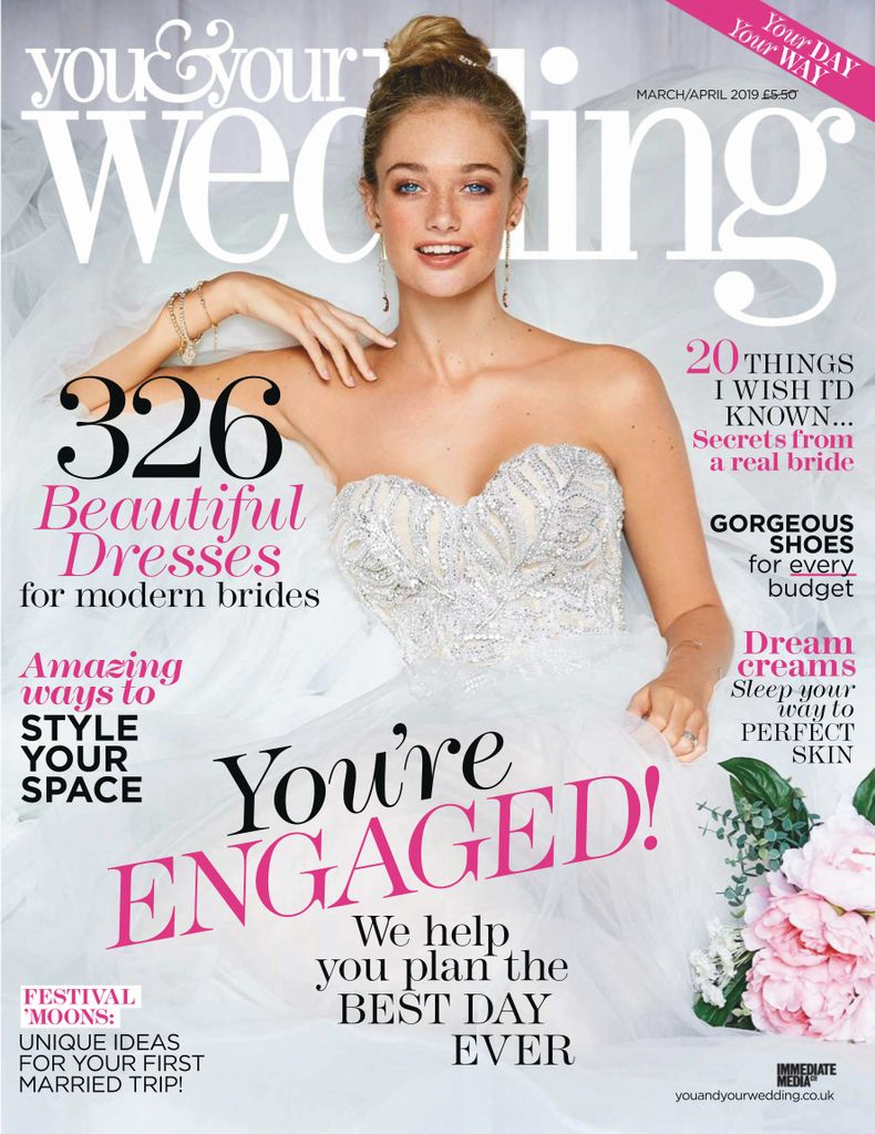 You and Your Wedding - March 01, 2019