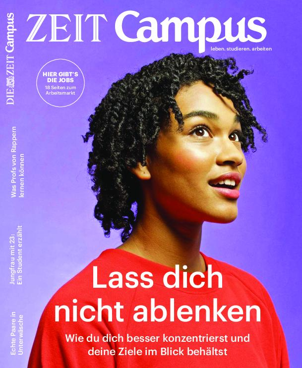 Zeit Campus - März/April 2019