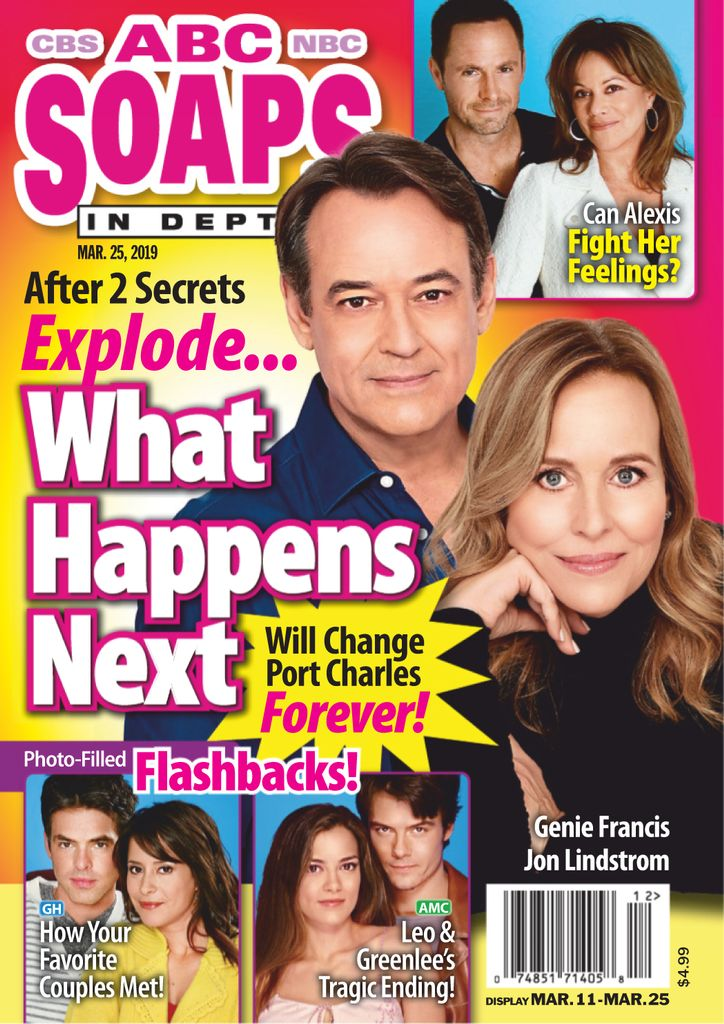 ABC Soaps In Depth - March 25, 2019