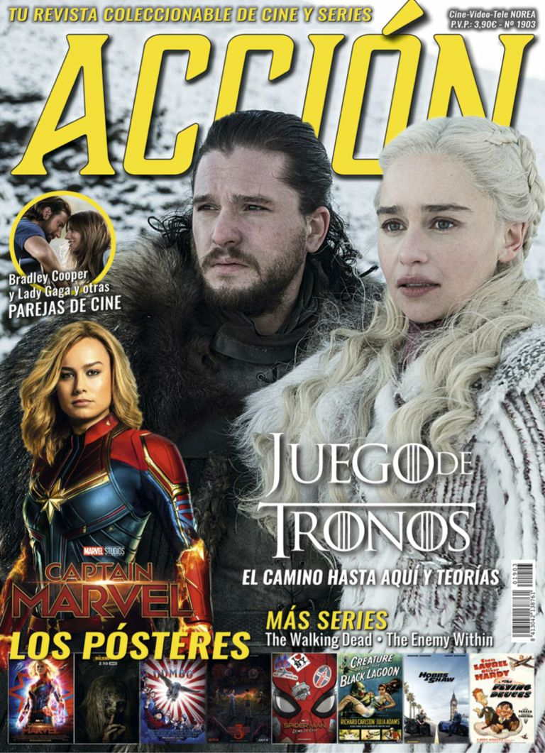 Accion Cine-Video - marzo 2019