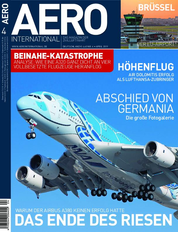 Aero International – März 2019