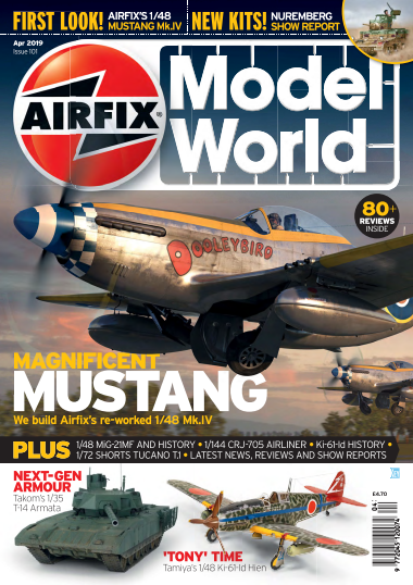 Airfix Model World - April 2019