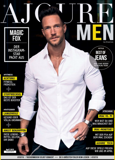 Ajoure Men - April 2019