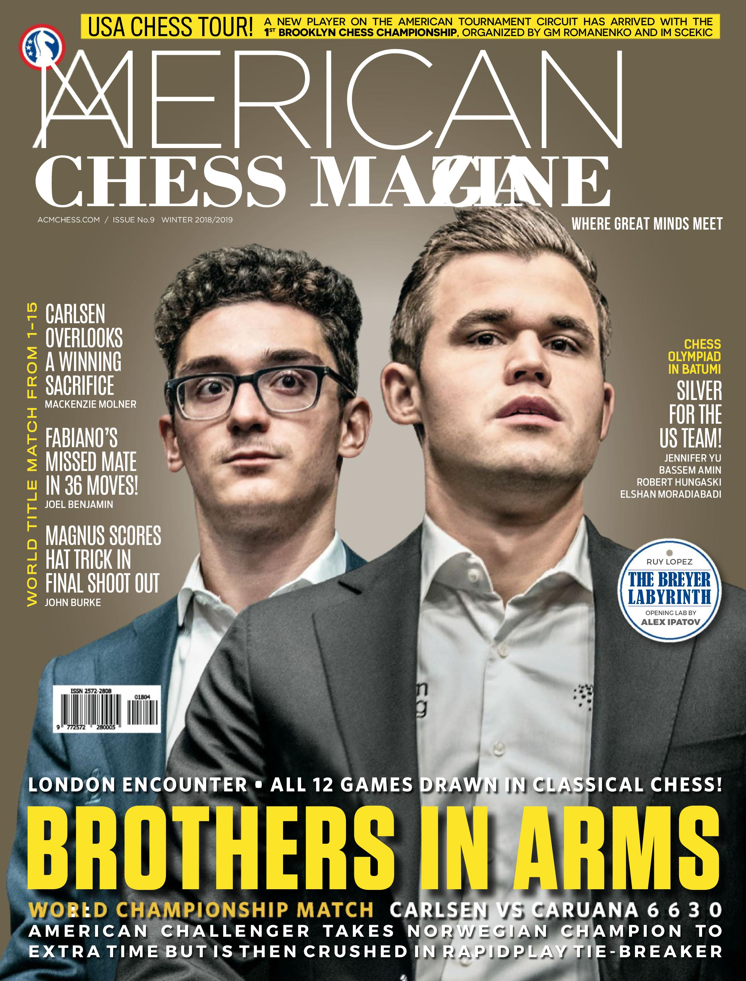 American Chess - January 2019