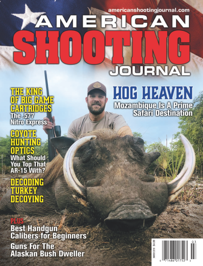 American Shooting Journal - March 2019