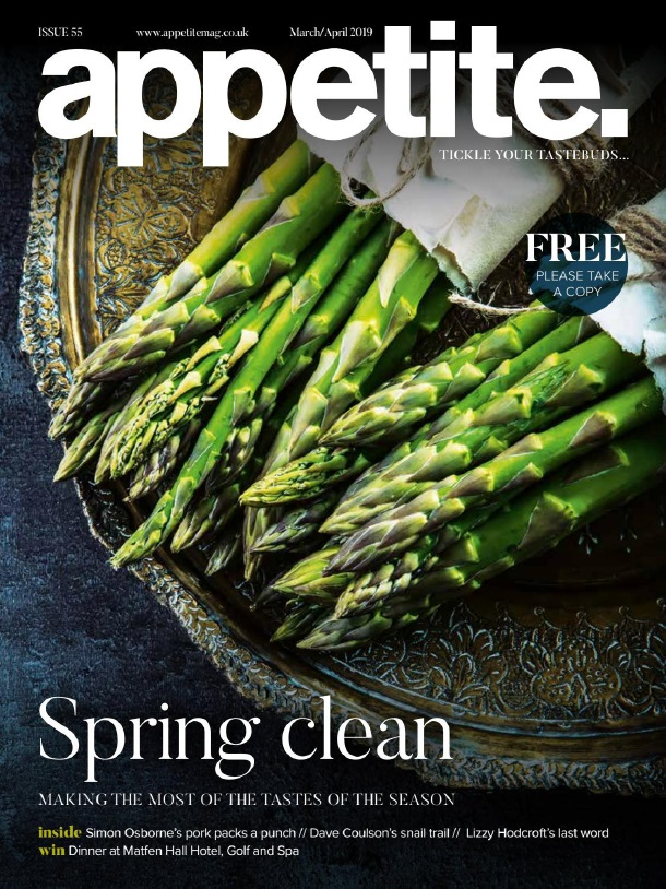 Appetite. Magazine - March-April 2019