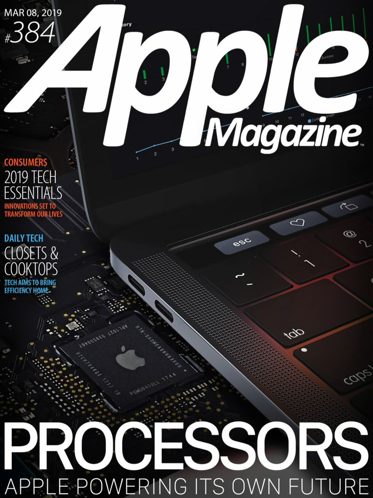AppleMagazine - March 08, 2019