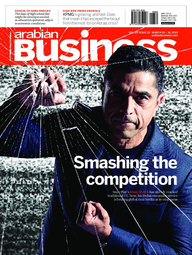 Arabian Business – March 10, 2019