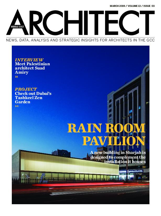 Architect Middle East – March 2019