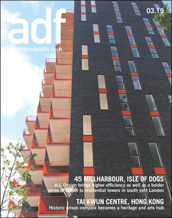 Architects Datafile (ADF) - March 2019