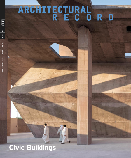 Architectural Record - March 2019