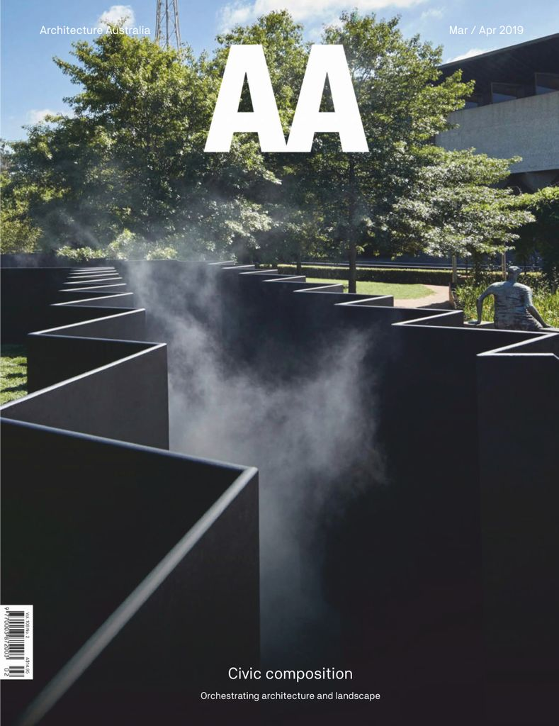 Architecture Australia - March/April 2019