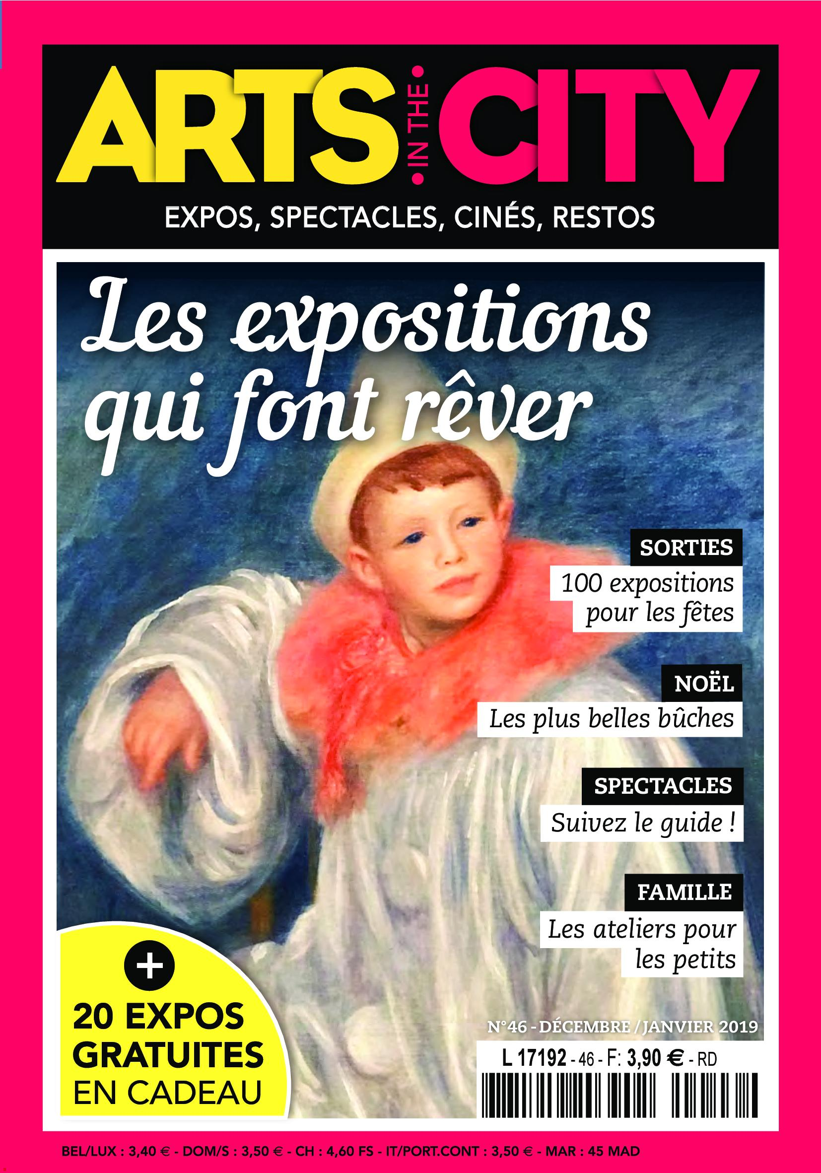 Arts in the City – janvier 2019