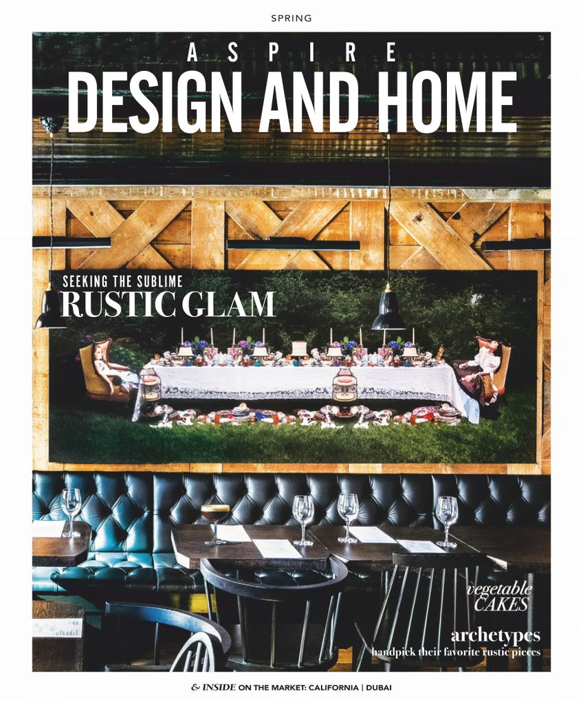 Aspire Design And Home - April 2019