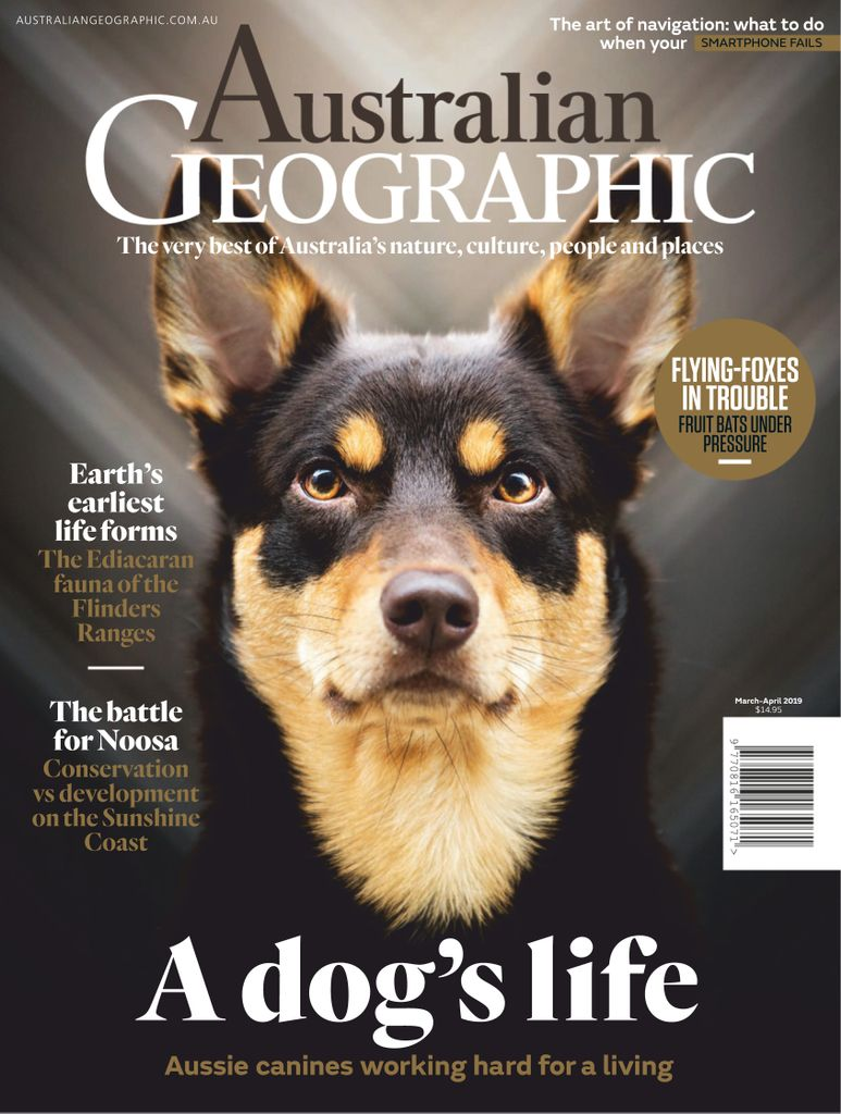 Australian Geographic - March/April 2019