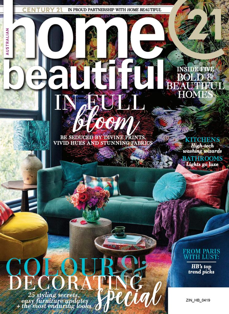 Australian Home Beautiful - April 2019
