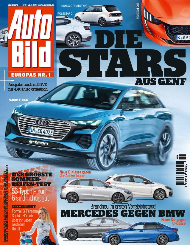 Auto Bild Germany – 28. Februar 2019