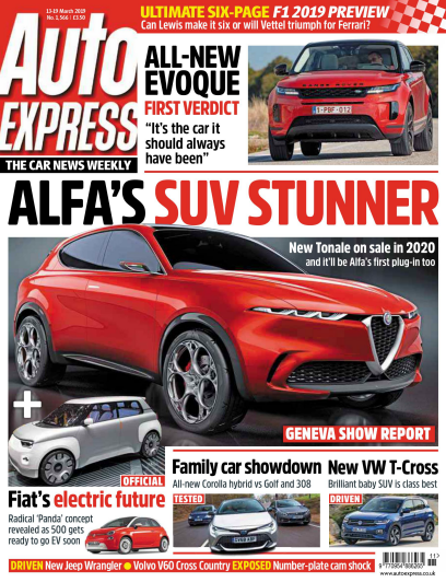 Auto Express - 13 March 2019