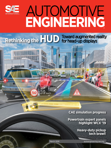 Automotive Engineering - March 2019