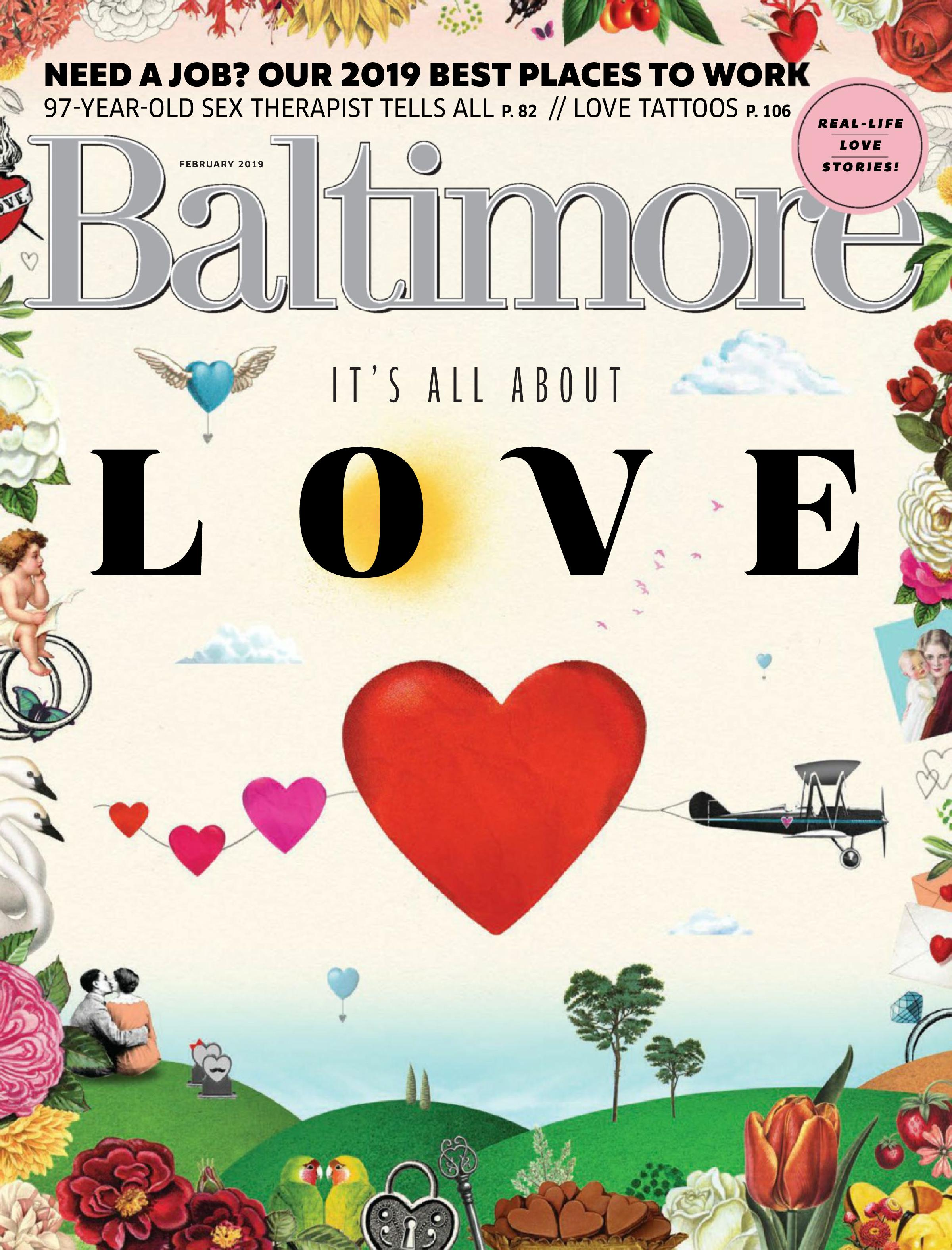 Baltimore Magazine - January 2019