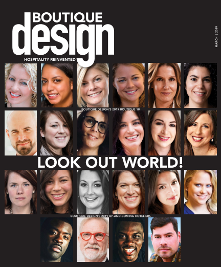 Boutique Design - March 2019