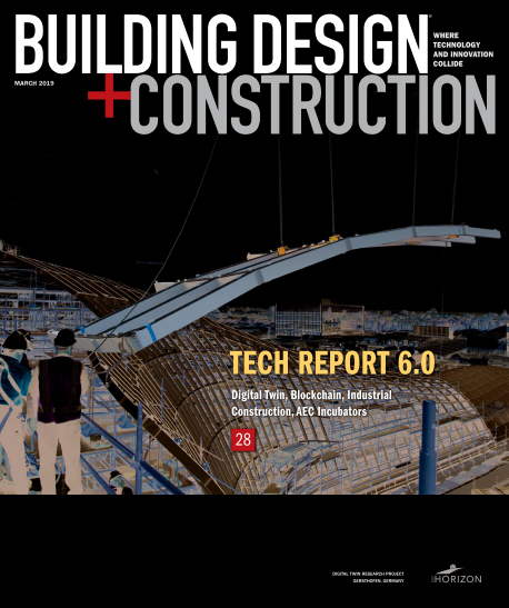 Building Design + Construction - March 2019