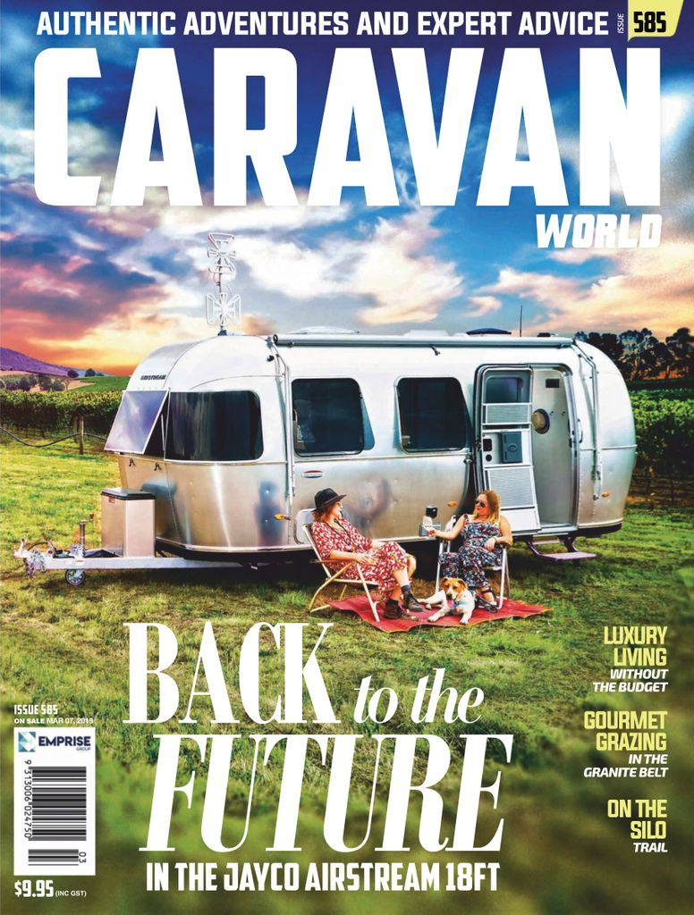 Caravan World - March 2019