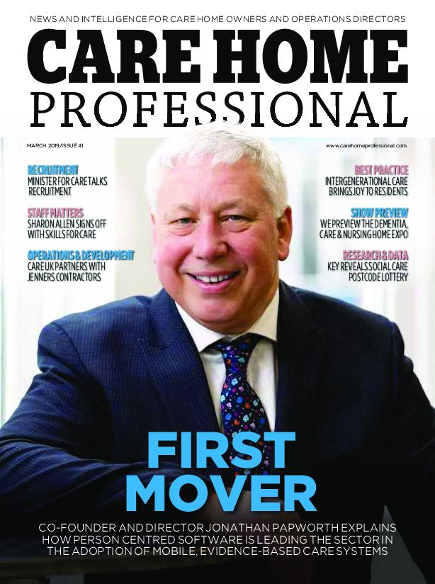 Care Home Professional – March 2019