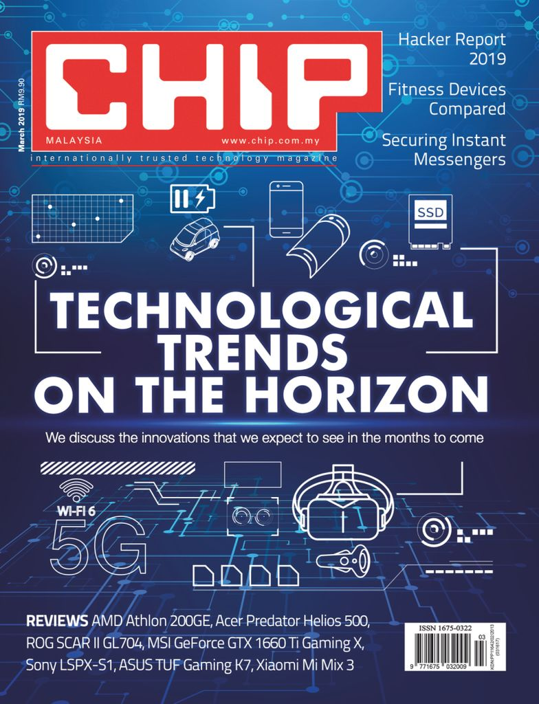 Chip Malaysia - March 2019