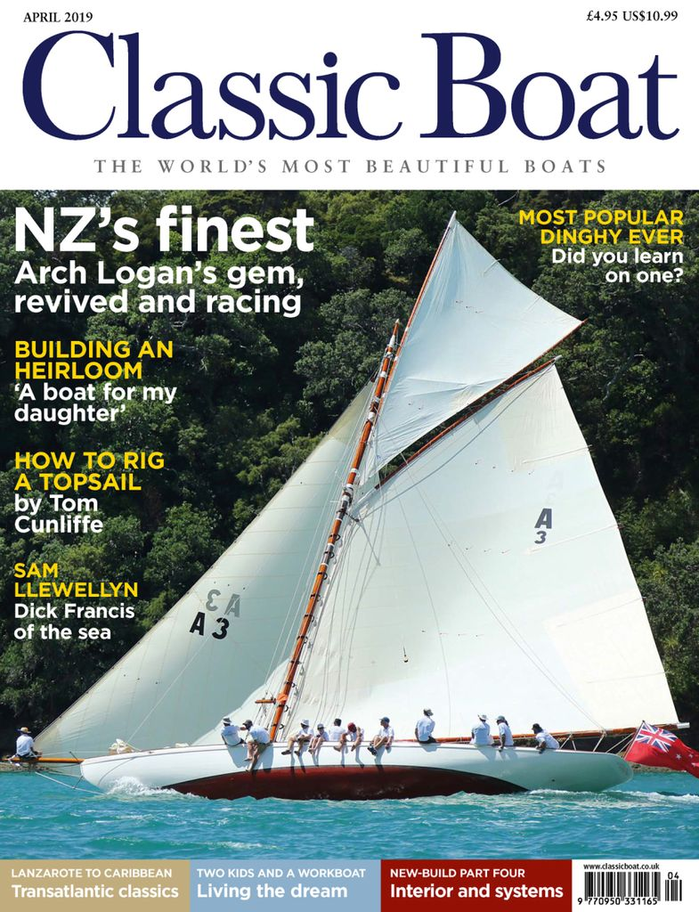 Classic Boat - April 2019