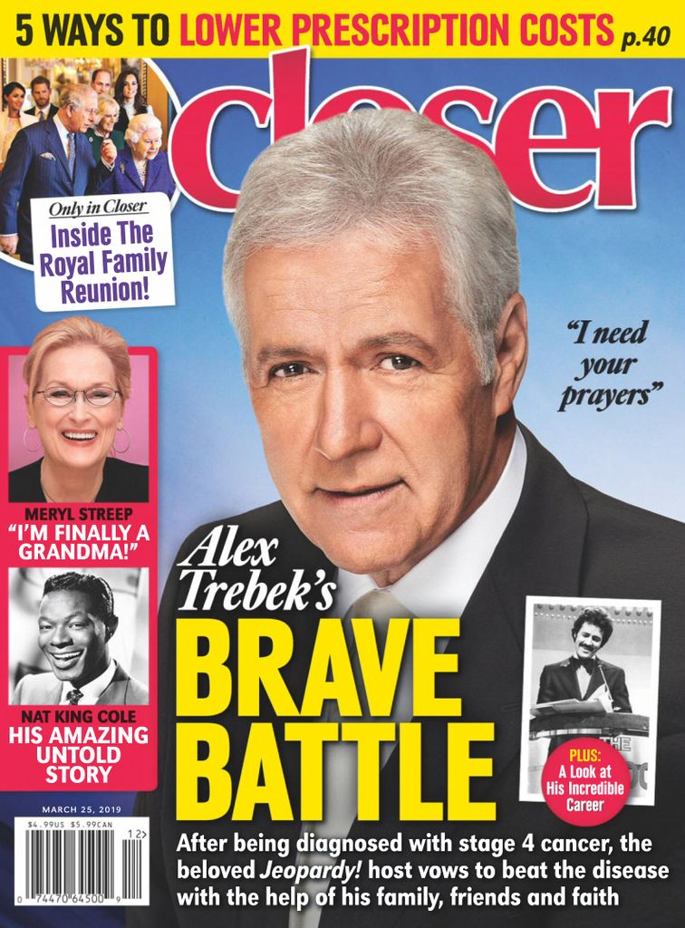 Closer USA - March 25, 2019