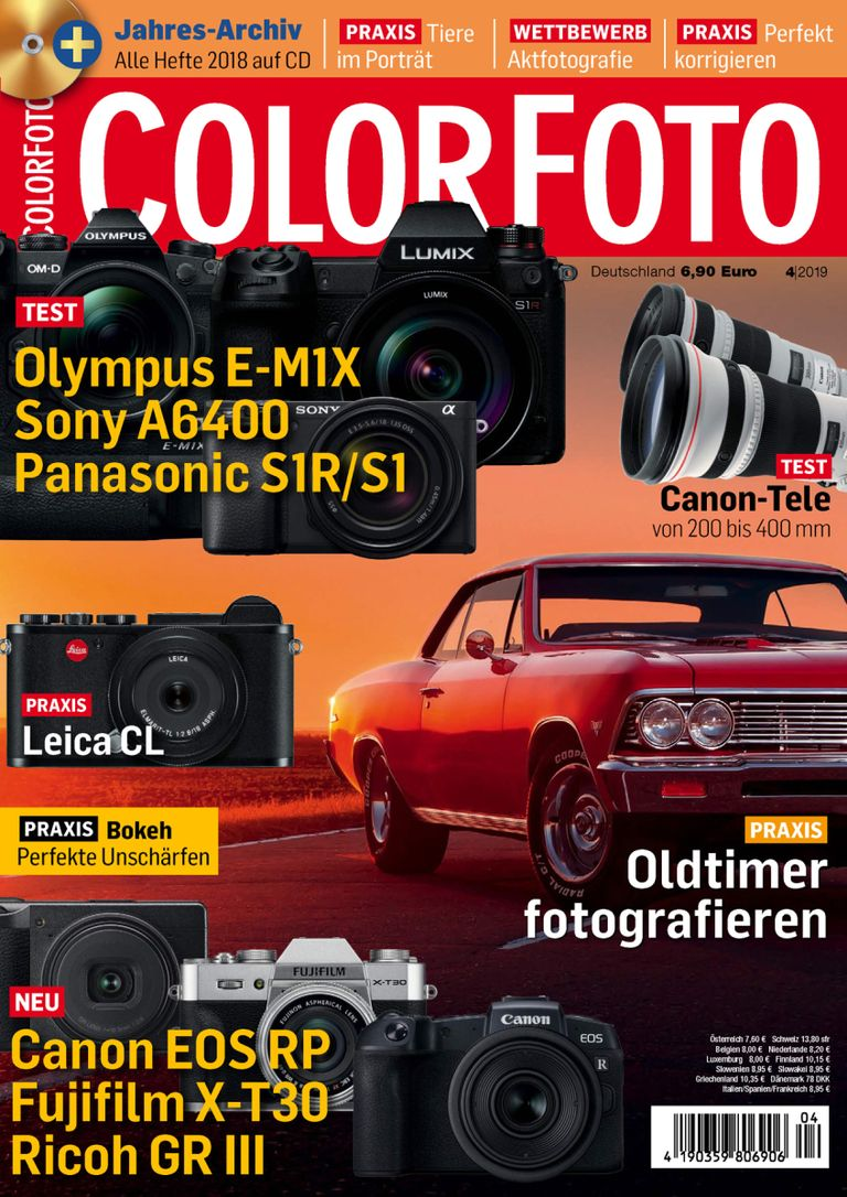 ColorFoto - April 2019