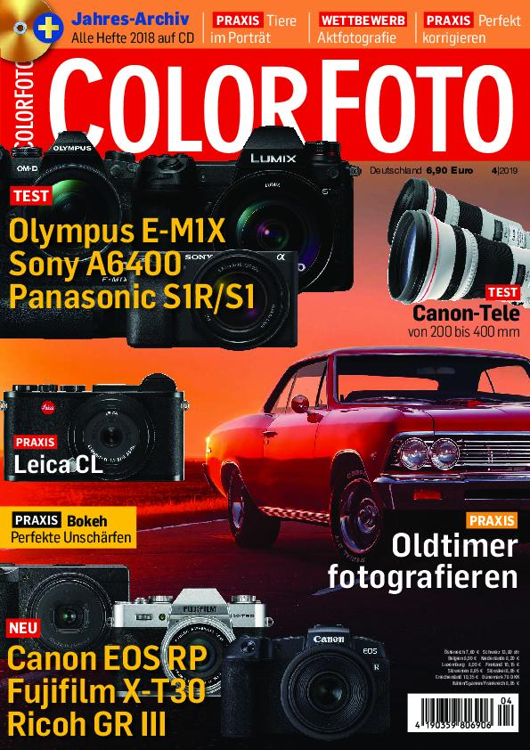 ColorFoto – März 2019
