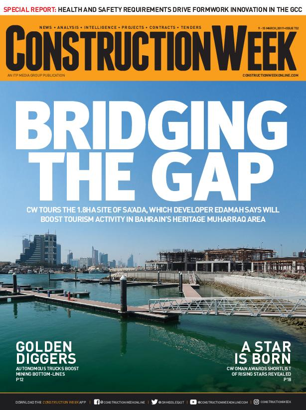 Construction Week Middle East – March 09, 2019