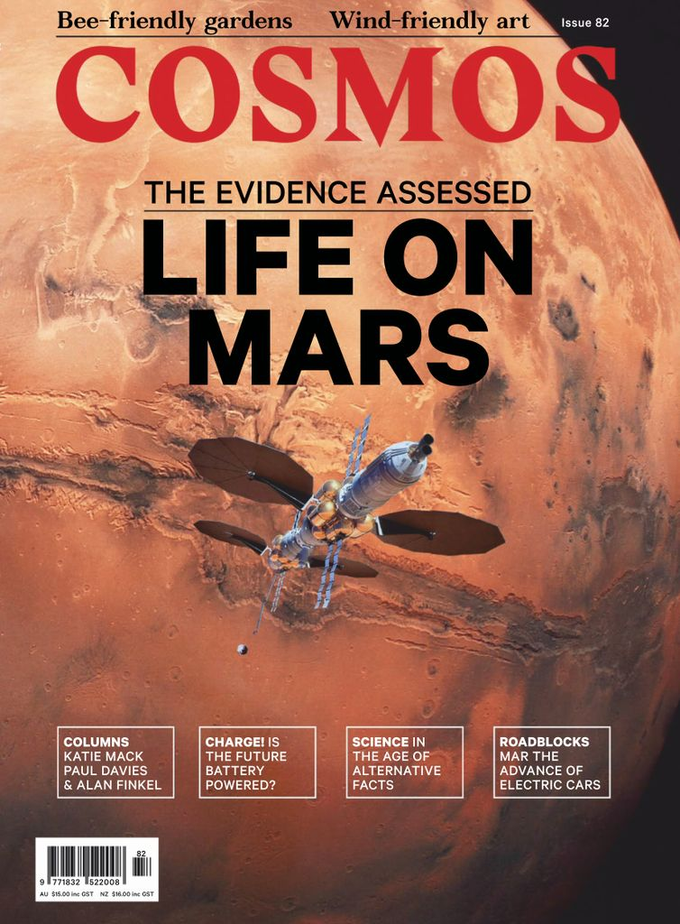 Cosmos Magazine - March 2019