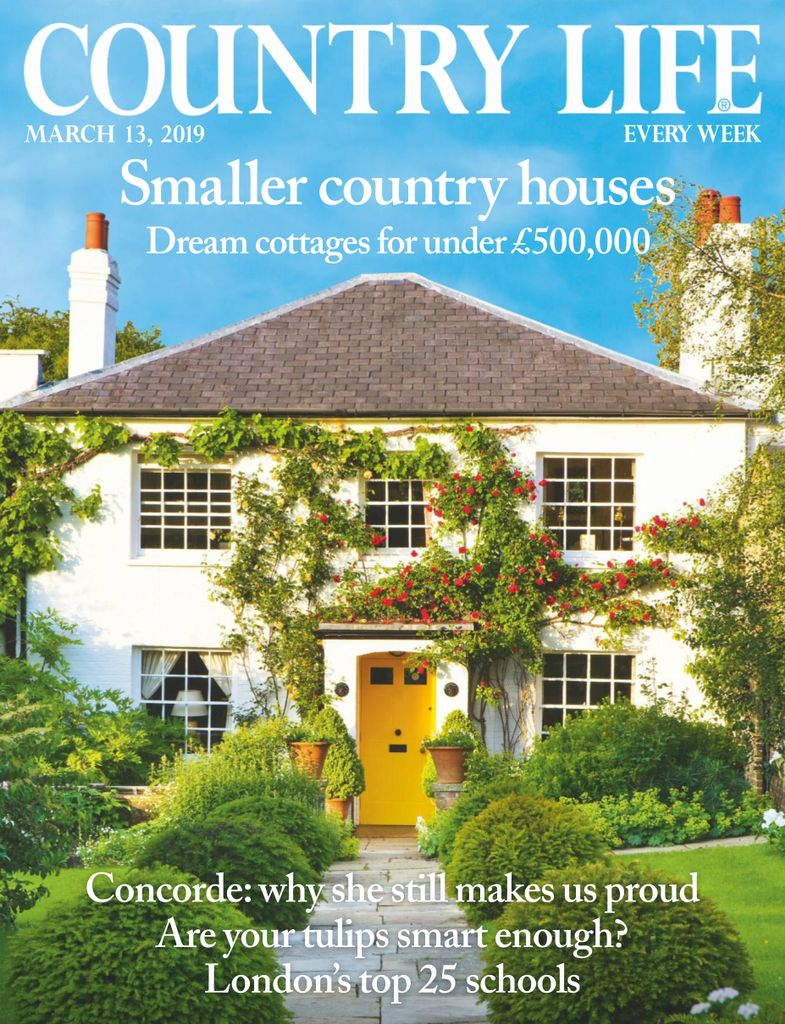 Country Life UK - March 13, 2019