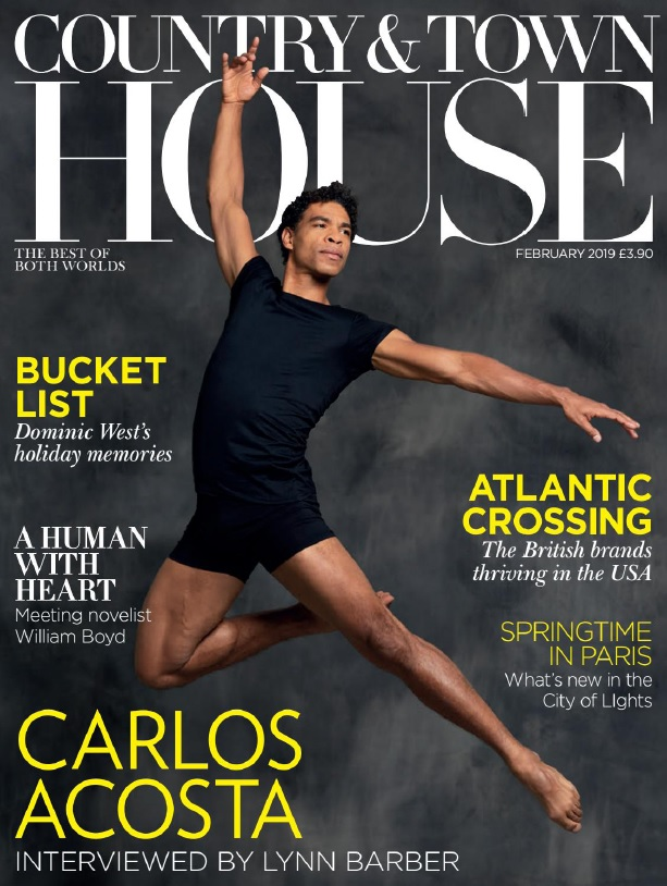 Country & Town House - February 2019