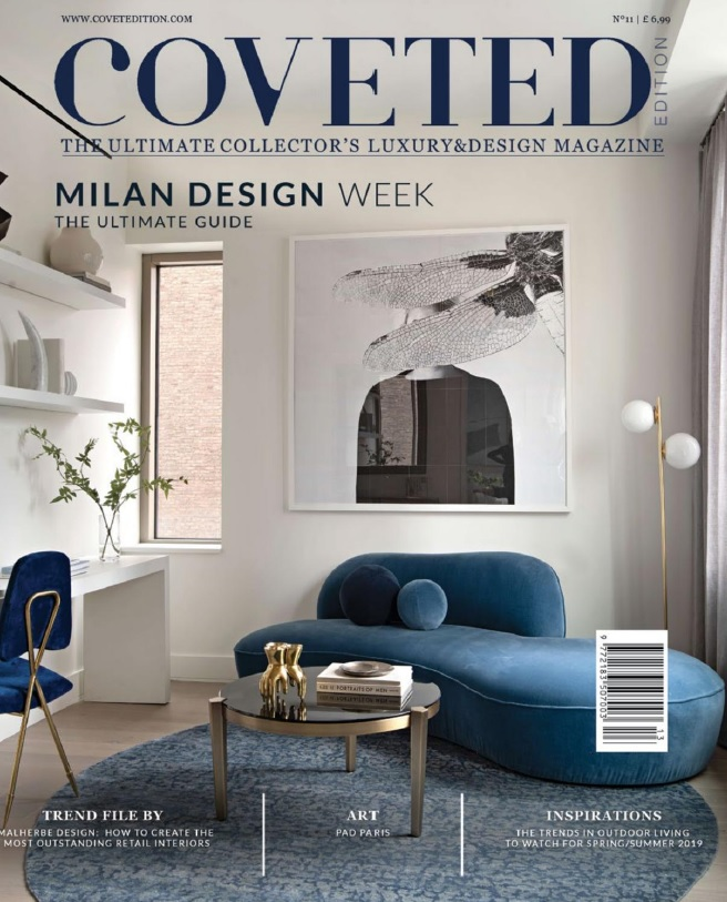 Coveted Magazine - March-April 2019