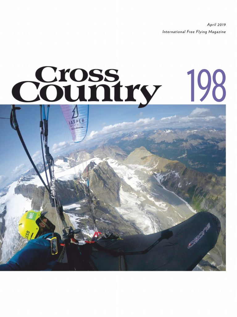 Cross Country - April 2019