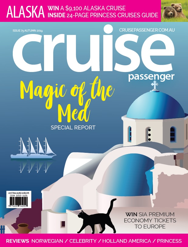 Cruise Passenger Australia & NZ - Autumn 2019