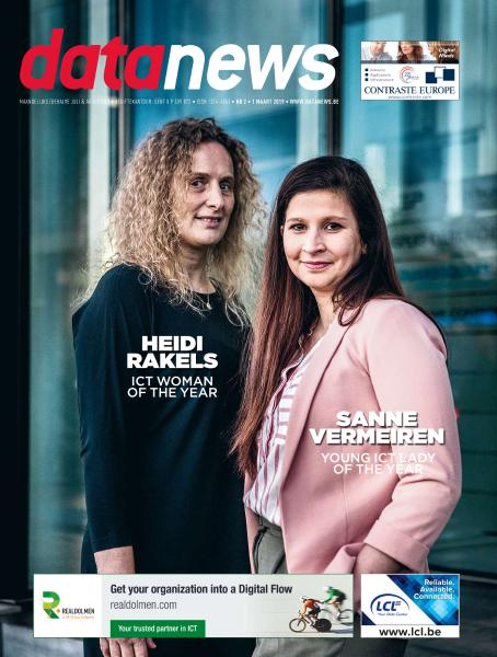 Datanews Dutch Edition - 1 Maart 2019