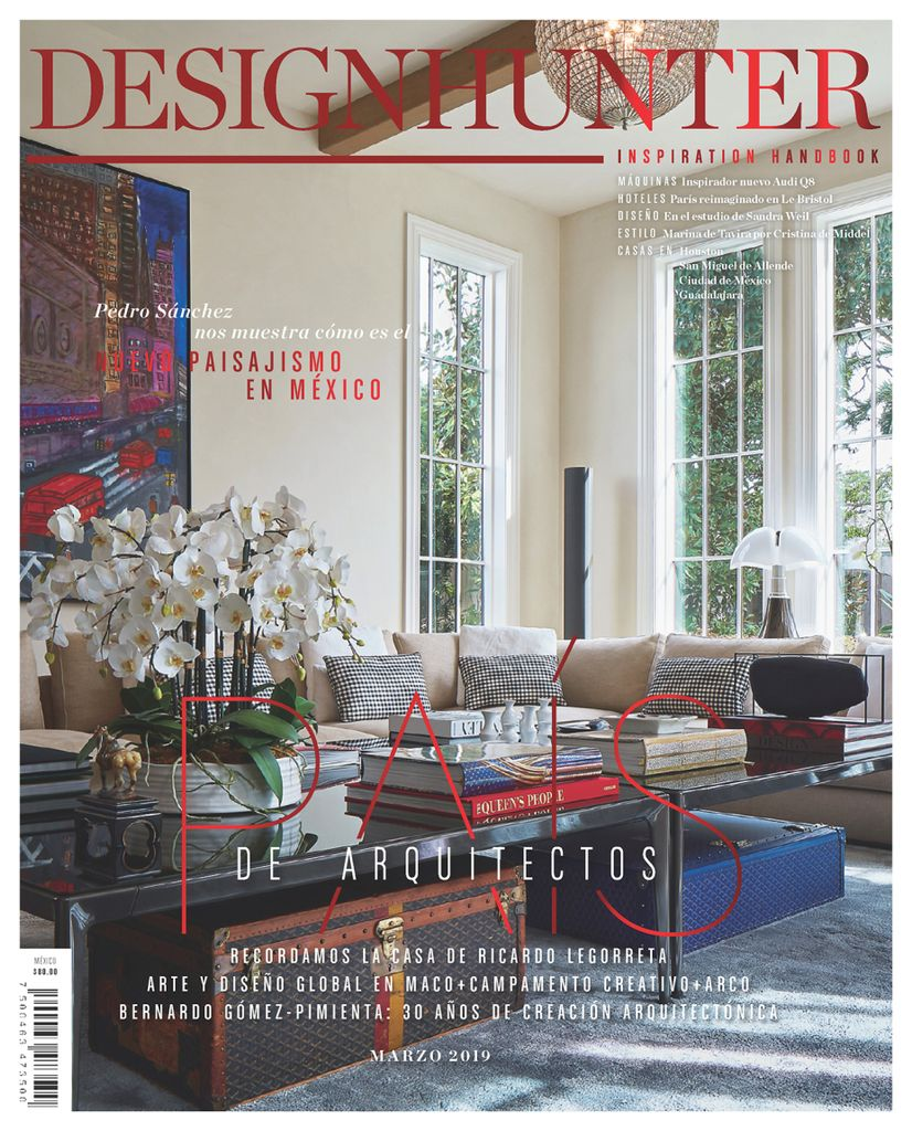 Design Hunter Mexico – marzo 2019