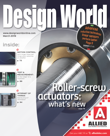 Design World - March 2019