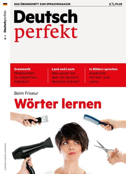 Deutsch Perfekt Plus - März 2019